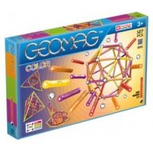 Magnetická stavebnice GEOMAG - Kids Color 127 dílků