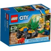 Stavebnice LEGO® City 60156 Bugina do džungle