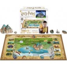 4D Cityscape 4D puzzle Harry Potter: Škola čar a kouzel v Bradavicích