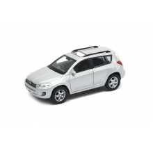 Welly - Toyota RAV 4 model 1:34 bílá