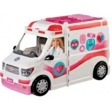MATTEL Barbie Klinika na kolech