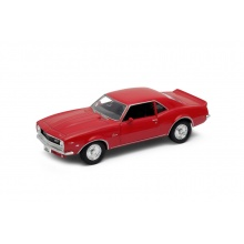 Welly - Chevrolet Camaro Z28 ('68)1:34 modré