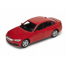 Welly - BMW 335i 1:34 červené