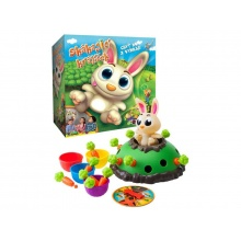 Hra stolní Skákající králíček