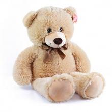 velký plyšový medvěd Bono 80 cm světlý (od 3 let)