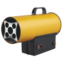 Plynové topidlo 14kW/230V plynový ohřívač s ventilátorem 300m3/h