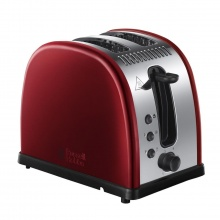 Russell Hobbs 21291-56 Legacy 2SL Toaster Red