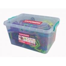 MAGFORMERS DidaMagna Box 240 dílků + plátěný úložný box