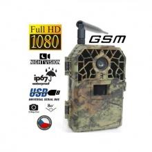 Fotopast BUNATY WIDE FULL HD GSM + 32GB SD karta, 8ks baterií a doprava ZDARMA!