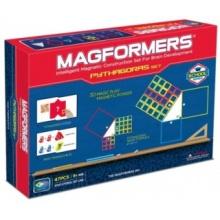 Magnetická stavebnice MAGFORMERS Pythagoras, 47 dílků