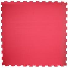 Pěnový koberec - červený 100x100x3cm