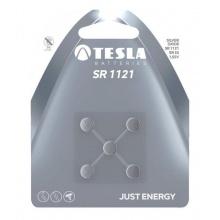 1099137144 Tesla - SR 1121 Silver Oxide baterie, SR55, BLISTER/5ks