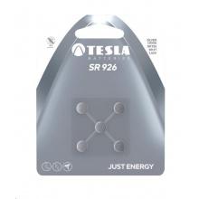 1099137148 Tesla - SR 926 Silver Oxide baterie, SR57, BLISTER/5ks