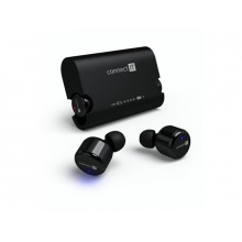 Sluchátka CONNECT IT CEP-9000-BK True Wireless HYPER-BASS Bluetooth s mikrofonem, černá