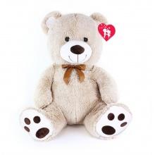 velký plyšový medvěd 65 cm s visačkou (od 3 let)