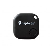 Bluetooth lokátor Najdu.to NT12B černý