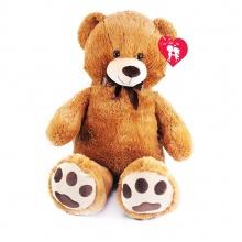 velký plyšový medvěd 100 cm s visačkou (od 3 let)