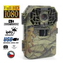 Fotopast BUNATY ONE + 16GB SD karta, 4ks baterií a doprava ZDARMA!