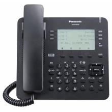KX-NT630NE-B Panasonic - IP systémový tel., čb. disp. 3,6