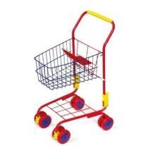 Small Foot Nákupní vozík červený poškozený obal