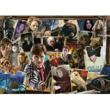 RAVENSBURGER Puzzle Harry Potter a Relikvie smrti 1000 dílků