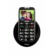 TAMBPSNA50BK Tesla - SimplePhone A50 - mobilní telefon - černý