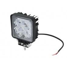 Světlo na pracovní stroje LED BLOW 10V/30V 27W hranaté