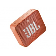 Reproduktor přenosný BLUETOOTH JBL GO 2 ORANGE
