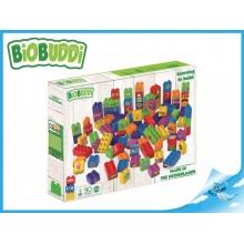 BiOBUDDi Stavebnice Learning To Build Young Ones 100ks