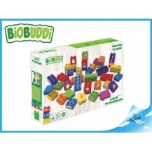 BiOBUDDi Stavebnice Learning To Build Young Ones 40ks