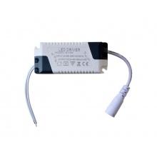 Zdroj pro LED panely 8-12W (85-365VAC/ DC24-48V, 280mA)