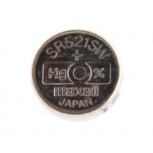 Nenabíjecí knoflíková baterie 379 Maxell Silver Oxide 1ks Blistr