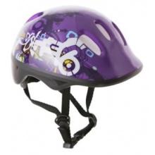 Bezpečnostní dětská přilba fialová