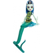 MATTEL Monster High Mořská příšerka - Frankie Stein