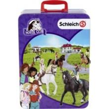 SCHLEICH Sběratelský kufřík Horse Club