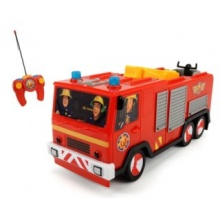 DICKIE TOYS RC Turbo Jupiter 1:24 Požárník Sam