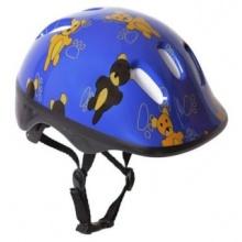 Bezpečnostní dětská přilba modrá