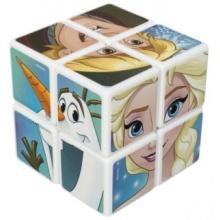 Kostka hlavolam Ledové království 2x2