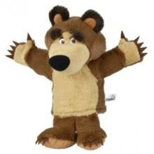 SIMBA TOYS Máša a medvěd: Maňásek Míša 28 cm