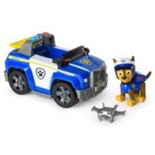 SPIN MASTER Tlapková patrola - Chase s policejním vozidlem