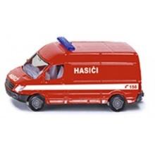 SIKU Hasiči dodávka ČR