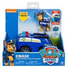 SPIN MASTER Tlapková patrola - Chase s vozidlem