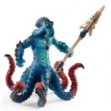 SCHLEICH Kraken se zbraní