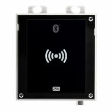 ATEUS-9160335 2N Access Unit 2.0 Bluetooth a RFID, IP čtečka 125 kHz, 13,56 MHz, NFC, bez rámečku