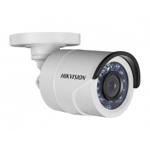 DS-2CE16C0T-IRF/28, venkovní kompaktní AHD/TVI/CVI/CVBS kamera 1 Mpx, f2.8mm, IR 20m, Hikvision