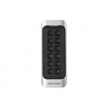 DS-K1107MK - Bezkontaktní čtečka Mifare s klávesnicí (HIKVISION)