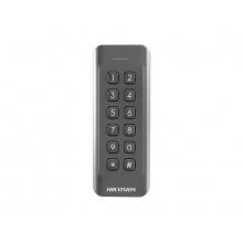 DS-K1802MK - Bezkontaktní čtečka Mifare s klávesnicí (HIKVISION)