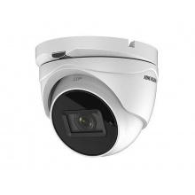 DS-2CE56H0T-IT3ZF - 5 Mpx DOME kamera TurboHD; EXIR; IP67; motor. obj. 2,7-13,5mm