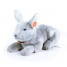 plyšový králík ležící, 33 cm (od 0 let)