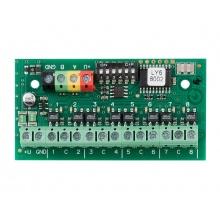JB-118N, sběrnicový signální modul výstupů PG, 8 výstupů, Jablotron